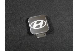 Заглушка фаркопа с логотипом Hyundai