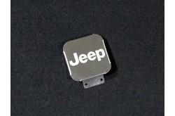 Заглушка фаркопа с логотипом Jeep