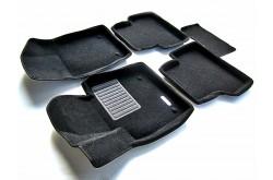 3D коврики  Audi Q3