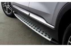 Пороги Mobis Hyundai Santa Fe TM