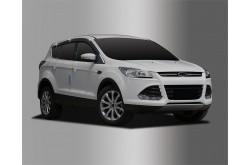 Дефлекторы окон из 6 частей Ford Kuga 2