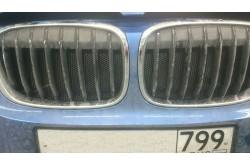 Сетка в бампер с установкой BMW X1