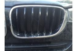 Сетка в бампер с установкой BMW X3
