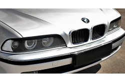 Реснички на фары BMW 5 E39 рестайлинг