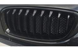 Сетка в бампер с установкой BMW 4