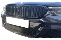 Сетка в бампер с установкой BMW 6