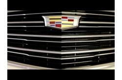 Сетка в бампер с установкой Cadillac XT5