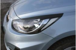 Реснички Hyundai Solaris седан