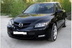 Реснички Mazda 3 BK седан