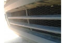 Сетка в бампер Chevrolet Aveo с установкой