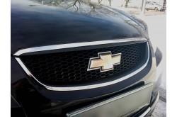Сетка в бампер Chevrolet Epica с установкой