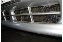 Сетка в бампер Chevrolet Lanos с установкой