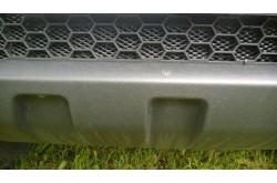 Сетка в бампер Chevrolet Niva с установкой