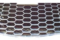 Сетка в бампер Chevrolet Spark с установкой