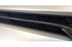 Сетка в бампер Toyota Camry V70 с установкой