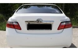 Реснички на задние фонари Toyota Camry V40 рестайлинг