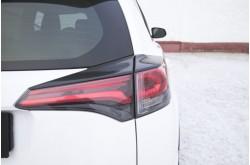 Реснички на задние фонари Toyota Rav4 CA40 рестайлинг