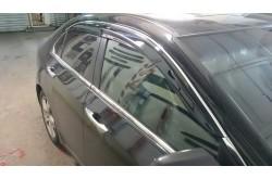 Дефлекторы окон Mugen Honda Accord 8