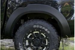 Расширители арок Toyota Hilux 8 дорестайлинг 25см