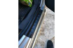 Накладки на внутренние пороги дверей Citroen Berlingo 2