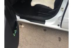 Накладки на внутренние пороги дверей Datsun mi-DO