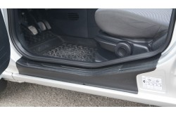 Накладки на внутренние пороги дверей Ford Fusion