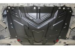 Защита картера и кпп Ford Kuga 1