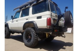 Расширители колесных арок Toyota Land Cruiser 76