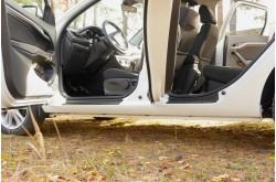 Накладки на внутренние пороги дверей Lada ВАЗ Vesta