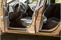 Накладки на внутренние пороги дверей Lada ВАЗ Xray