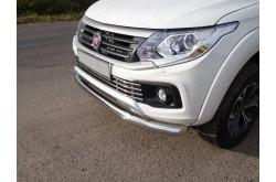Решетка бампера Fiat Fullback