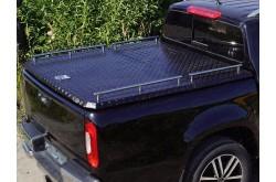 Алюминиевая черная крышка кузоваFiat Fullback
