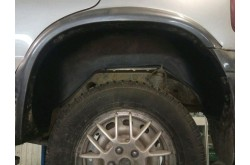 Подкрылки задние Kia Sportage 1
