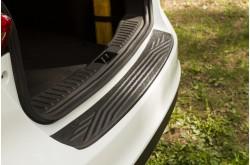 Накладка на задний бампер Ford Focus 3 рестайлинг