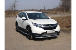 Решетка бампера Honda CR-V 5