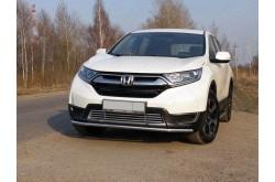 Защита переднего бампера Honda CR-V 5