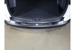 Накладка на задний бампер Honda CR-V 5