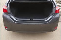 Накладка на задний бампер Toyota Corolla E160 E170 седан