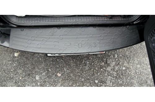 Накладка на задний бампер Toyota Rav4 XA30