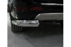 Уголки заднего бампера Haval H9