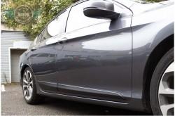 Молдинги дверей Honda Accord 9 седан