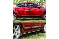 Молдинги дверей Hyundai Solaris 2 седан
