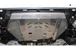 Комплект алюминиевых защит Haval F7