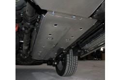 Комплект алюминиевых защит Haval H9
