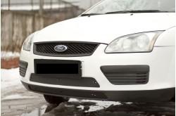 Заглушка решётки переднего бампера Ford Focus 2