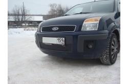 Заглушка решётки переднего бампера Ford Fusion