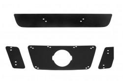 Заглушка решётки переднего бампера Nissan Pathfinder R51 рестайлинг