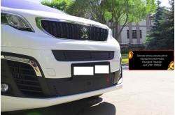 Заглушка решётки переднего бампера Peugeot Traveller