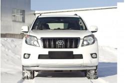 Заглушка решётки переднего бампера Toyota LC Prado 150