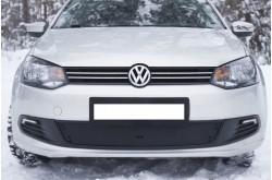 Заглушка решётки переднего бампера Volkswagen Polo 5